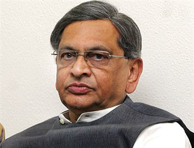 krishna upsets with pak president comment on kashmir issue in UN