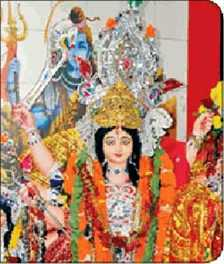 Mother Akhandwasini Temple had increased the value of knowledge