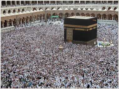 2 mn Muslims, including 1.3 lakh Indians, begin Haj today