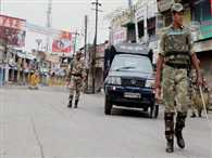 comunal tension in meerut, one died