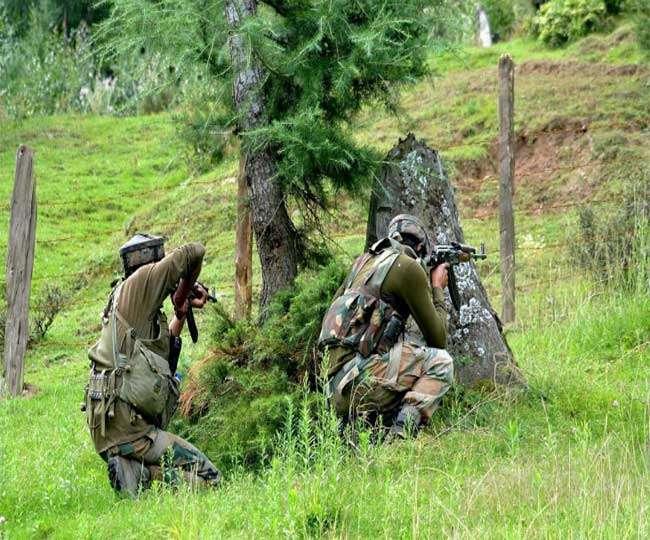 पाक ने फिर किया युद्धविराम का उल्लंघन, BSF का एक जवान घायल