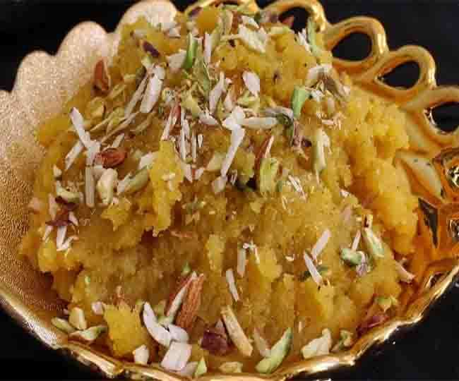 Make Potato Halwa for Mahashivratri