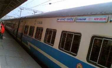 Chandigarh Shatabdi to have first Anubhuti coach