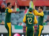 South Africa defeat Ireland by 201 runs