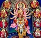 नवरात्रि में नौ देवियों को प्रसन्न करने को जपें ये बीज मंत्र