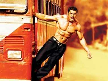 Movie review- Shootout at wadala