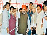 No farmers' land will be acquired at throwaway rates: Shah