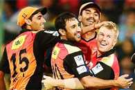 Sunrisers Hyderabad won by 22 runs from Chennai Super Kings