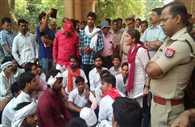 Allahabad University Still In Grip Of Tension, Police Deployed