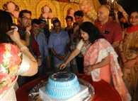 Kejriwal Joind Grand Ceremony Organised By Aam Aadmi Party Member