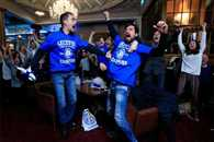 Leicester wins English title for 1st time in its 132 years