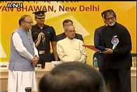 President Pranab Mukherjee presents 63rd National Films Awards