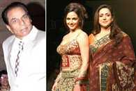Esha Deol wishes Hema Malini Dharmendra on their wedding anniversary