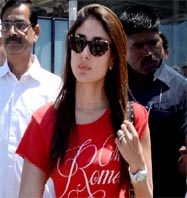 Kareena with a mission in Satyagraha