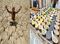 inflation may rise on preculation of drought