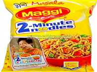 Maggie noodles ban on sale in Big Bazaar and Central repositories