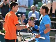 Novak Djokovic beats Rafael Nadal in French Open quarter-finals