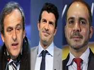 Luis Figo, Platini and Prince top in race of FIFA top post after Blatter resigns