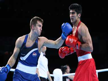 All four Indian boxers lose in final, content with silver