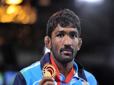 Now eyes on Olympic gold says wrestler Yogeshwar