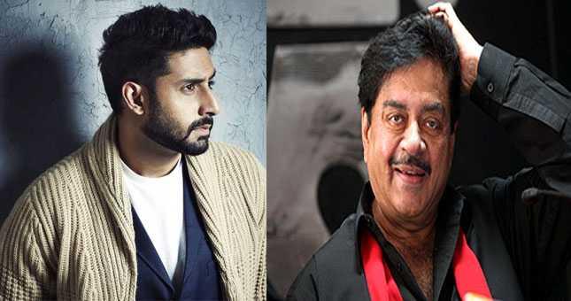 Abhishek Bachchan talks about childhood memories
