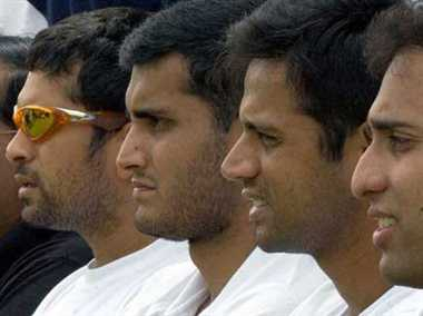 Tendulkar, Dravid, Ganguly, Laxman likely to be named in BCCI conflict of interest list