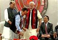 Former generals suspected Naga Agreement