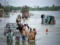 116 people died in floods in Pakistan