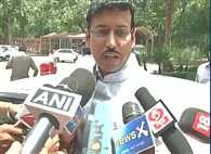 congress mislead FTII students says rajyavardhan rathore