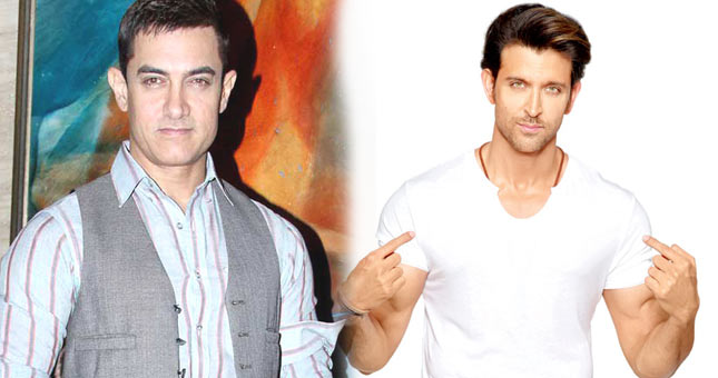 Aamir Khan praises Hrithik Roshan for his dance moves