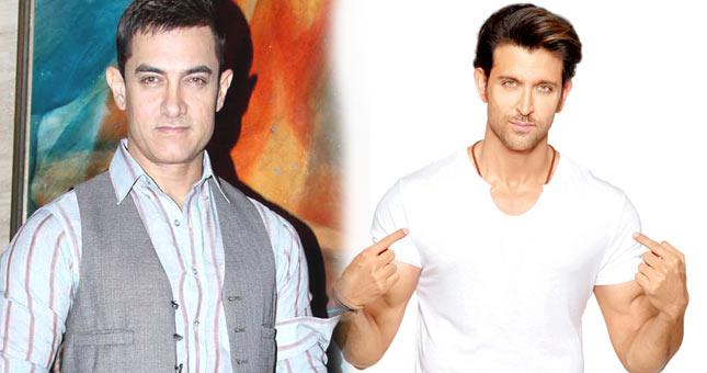 Aamir Khan praises Hrithik Roshan for his dance moves