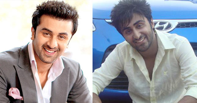 Meet the lookalikes of Ranbir Kapoor