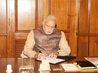 Prime Minister Narendra Modi gets a positive verdict in 14 city survey