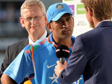 Best Indian ODI captain Dhoni lauds team