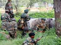 Four militants, soldier killed in north Kashmir encounter