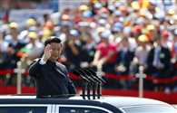 Xi says Chinese military will cut forces by 300,000