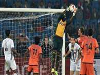 Delhi Dynamos fail to register a winning hattrick