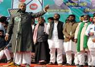 Owaisi's Indication For Dalit-Muslim Pact In Uttar Pradesh