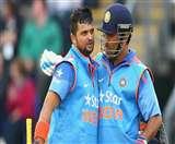 भारतीय वनडे टीम में भी चयन के दावेदार बने सुरेश रैना