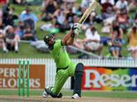 Shahid Afridi joins 8000 ODI Run Club