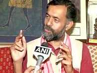 Who should be the convener of party is not an issue, issue is about strengthening internal democracy within party: Yogendra