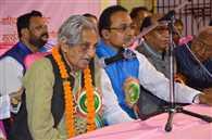Gopaldas Neeraj said, harmonic and memorable songs must return