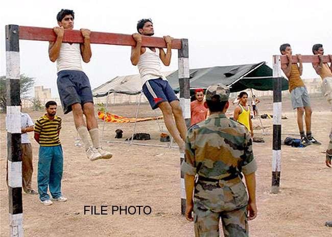 बिहार: 12 जिलों के लिए शुरू हुई सेना भर्ती रैली, 46259 अभ्यर्थी होंगे शामिल