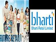 Future group's retail business to merge with Bharti Retail in 750 crore