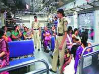 Woman molested in moving train, GRP constable arrested