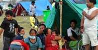 Ayush bharat born in Nepal's disaster