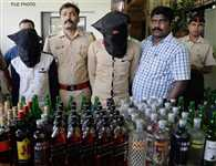 After one month of ban on alcohol in Bihar, 1278 arrested to drunk alcohol