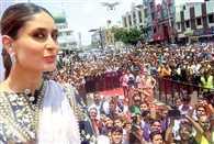 Kareena Kapoor Khan tours three cities in 24 hours