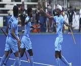 पुरुष हॉकी: जर्मनी के साथ भारतीय टीम ने खेला 2-2 से ड्रॉ
