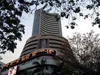 Sensex, Nifty suges ahead voting in Greece